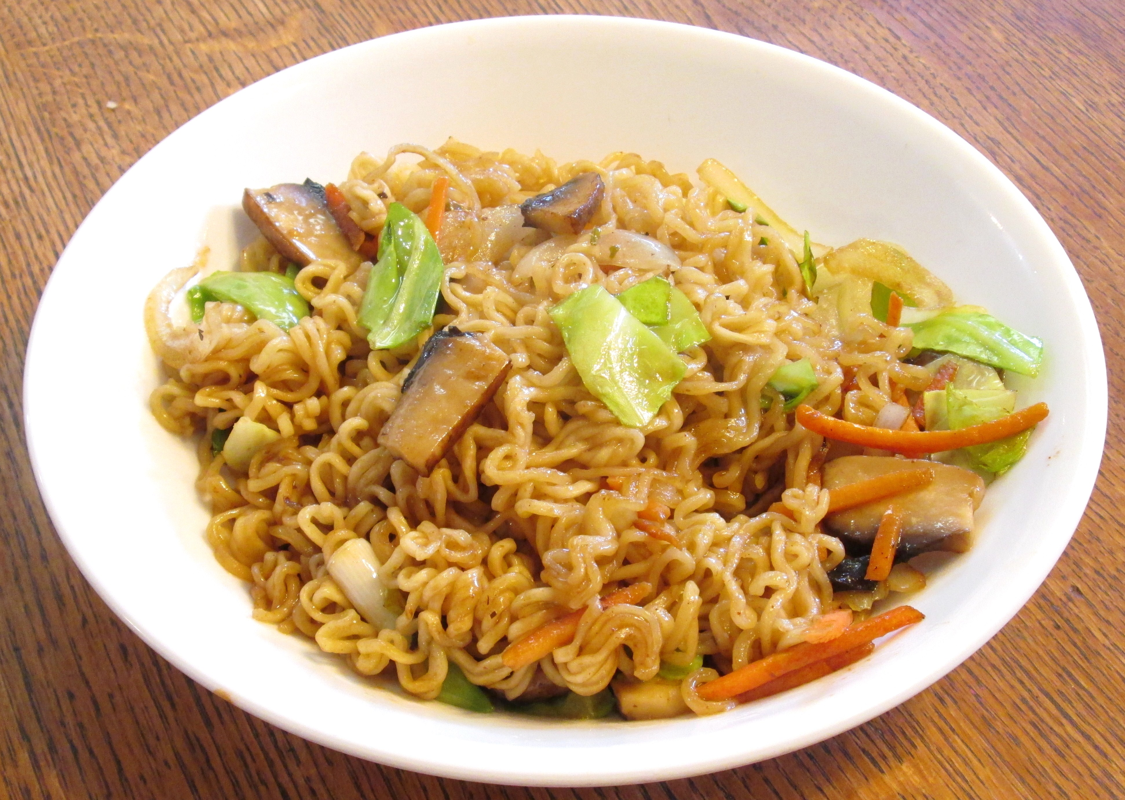 Chow Mein, Lo Mein and more Chow Mein - Poor Man's Gourmet ...