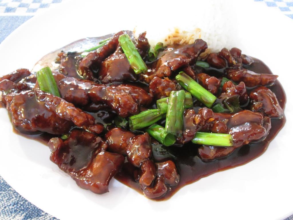 Mongolian Beef – Poor Man's Gourmet Kitchen
