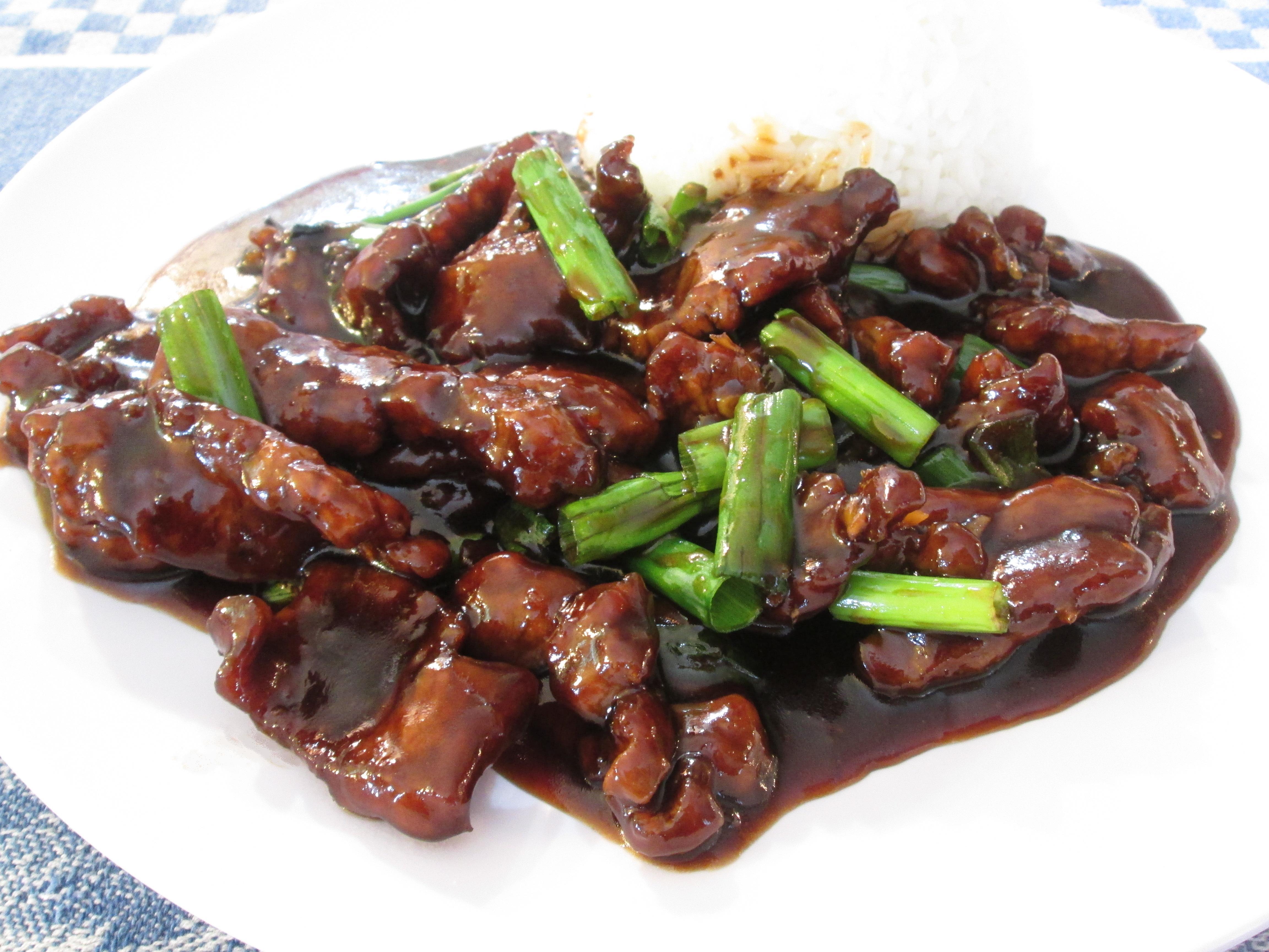 Mongolian Beef - Poor Man's Gourmet Kitchen
