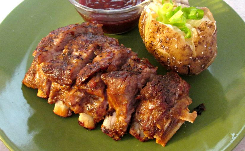 Oven Baked Ribs – Fall off the Bone Tender