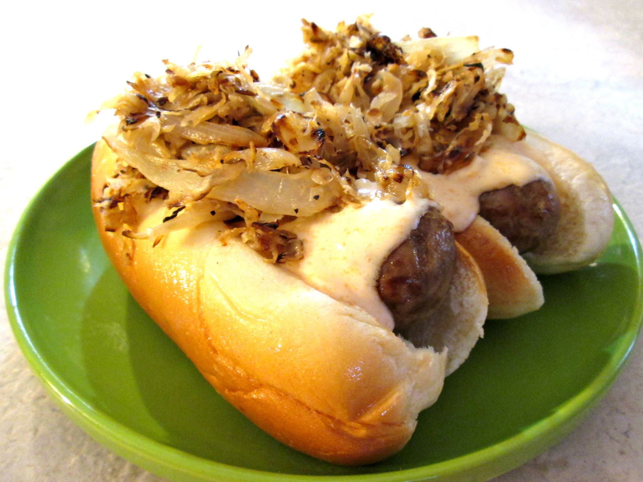 love these beer bratwursts or beer brats seriously this is something ...