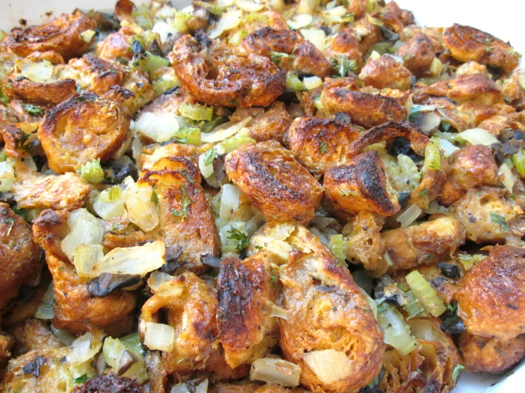 Croissant Stuffing Main pic