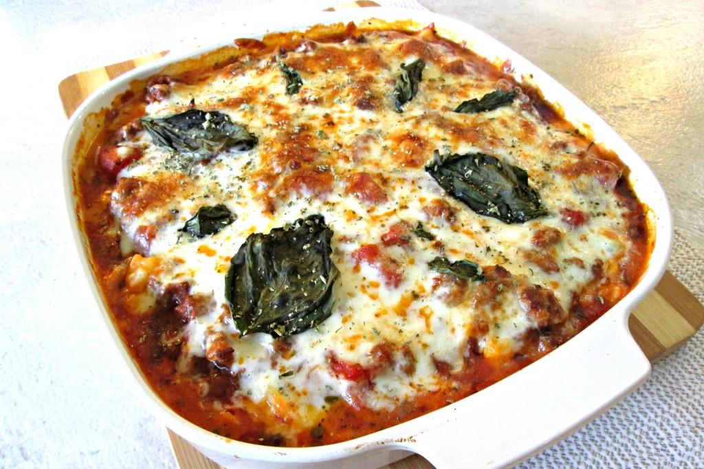 Egg Noodle Lasagna Main Pic