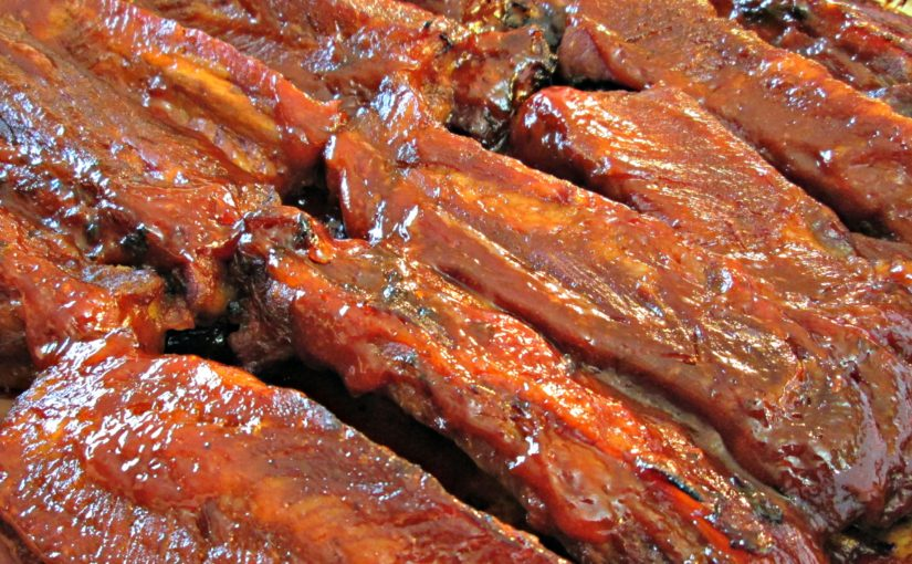 Barbecue Spare Ribs – P.F. Chang's Barbecue Sauce