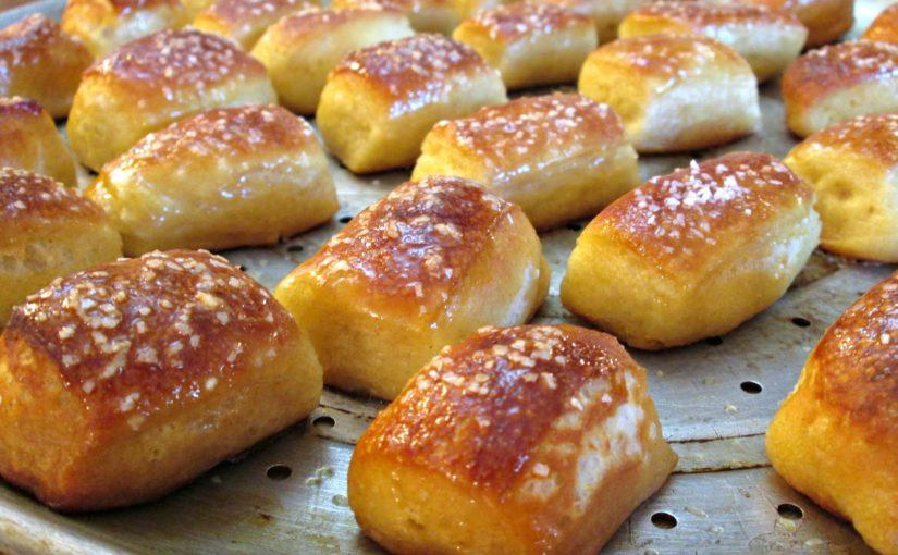Pretzel Bites – Easy Recipe for Large Pretzels
