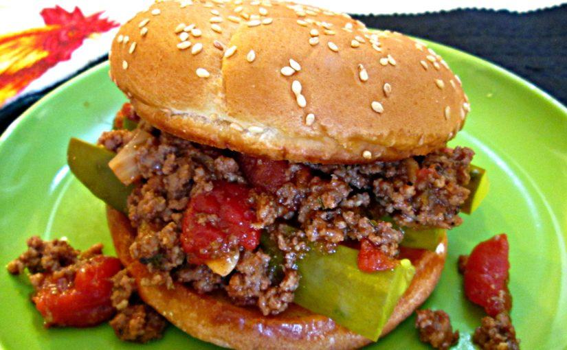 Sloppy Joes – Classic Sandwich Recipe