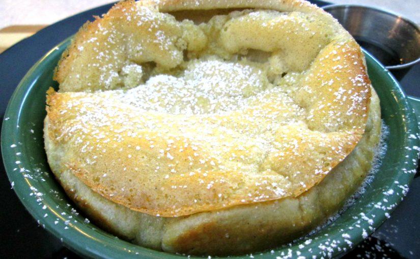 Puff Pancakes