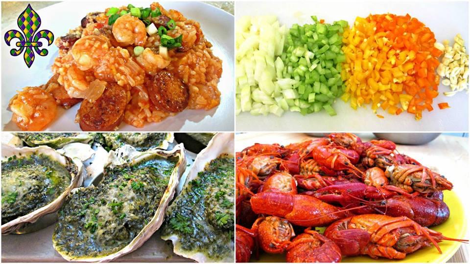 Top 5 Mardi Gras Recipes