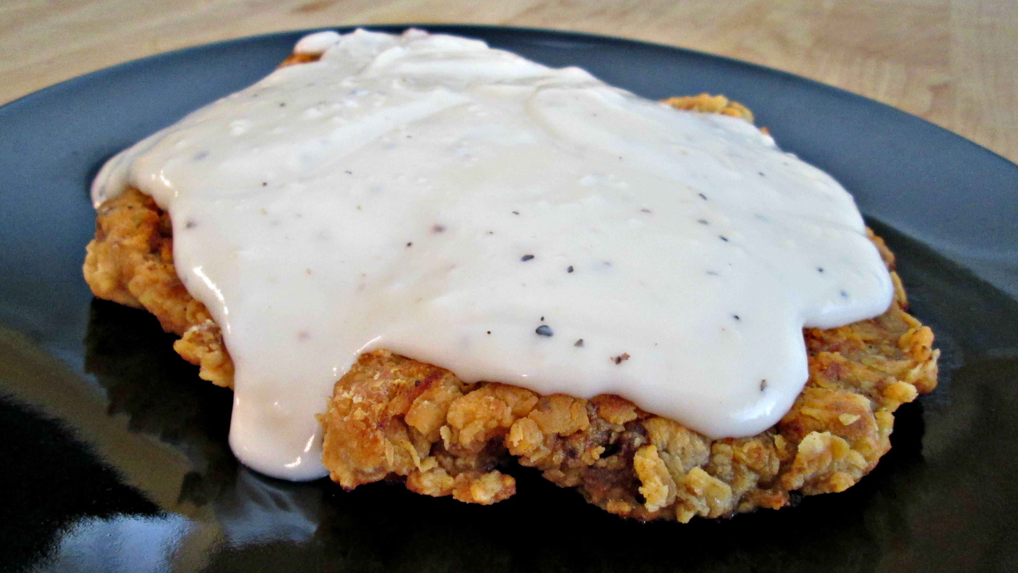Ribeye Chicken Fried Steak Poor Man S Gourmet Kitchen