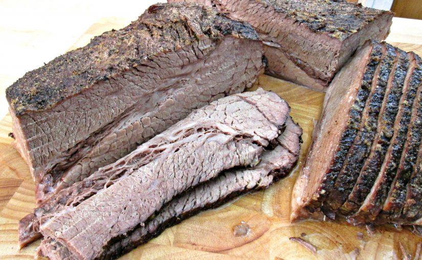 Oven Roasted Beef Brisket