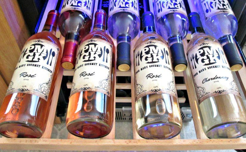 Bottling and Storing Wine